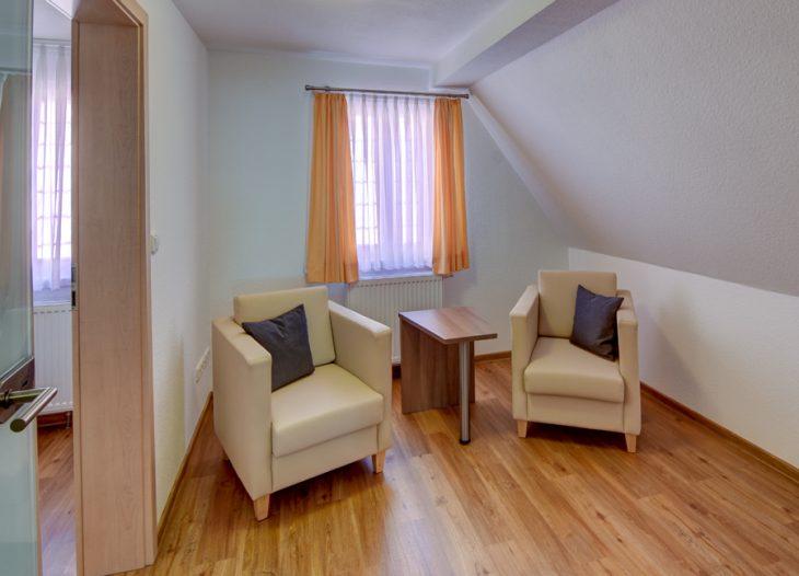 2. kleines Wohnzimmer